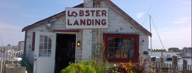 Lobster Landing is one of Ultimate Summertime Lobster Rolls.