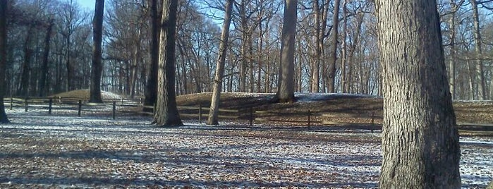 Mounds State Park is one of Indiana State Parks and Reservoirs.