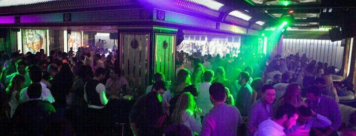 Club Versai is one of Yazin istanbul :).