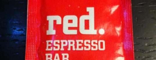 Red. Espresso Bar is one of PayPass Moscow.