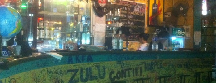 DMZ Bar is one of Huế.