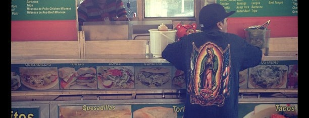 Sabor Mexicano Food Cart is one of The 15 Best Food Trucks in Brooklyn.
