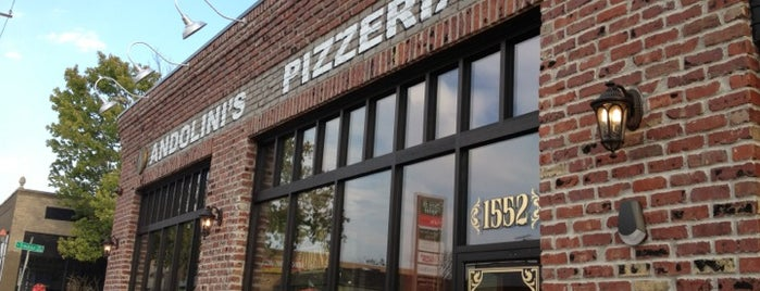 Andolini's Pizzeria is one of Tulsa To-Do.
