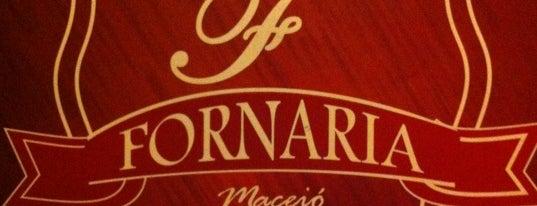 Fornaria is one of Points de Maceió - Restaurantes.