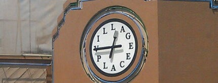 The Village Place is one of Dan's Places.