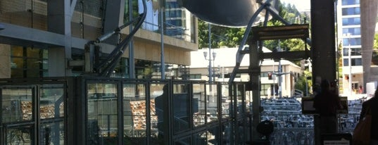 Portland Aerial Tram - Lower Terminal is one of DPP's PDX.