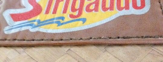 Sirigaddo is one of Brasil: restaurantes bons, bonitos e baratos.