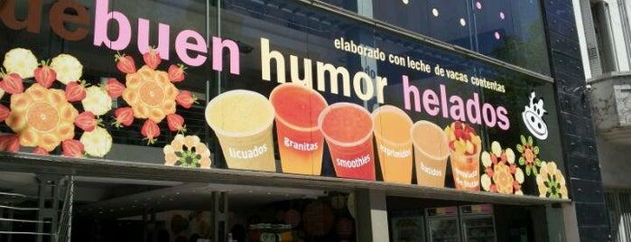 De Buen Humor Helados is one of Helados de los buenos.