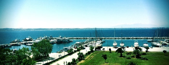 Stavedo is one of WiFi keys @ Thessaloniki (East).