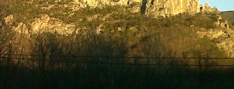 Seneca Rocks is one of The Great Outdoors.