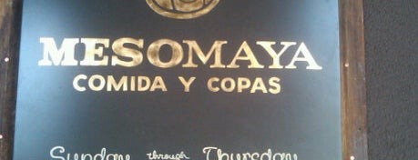MesoMaya is one of * Gr8 Mayan, Mexico City Mex & Spanish in Dal.