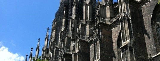Ulm Minster is one of Historic Tallest Buildings in the World.