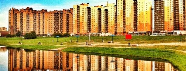 ЖК «Новый Оккервиль» is one of My places.