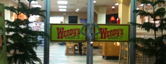 Wendy's is one of Places.