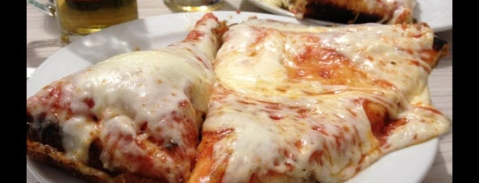 Pizzeria Spontini is one of Milano food.
