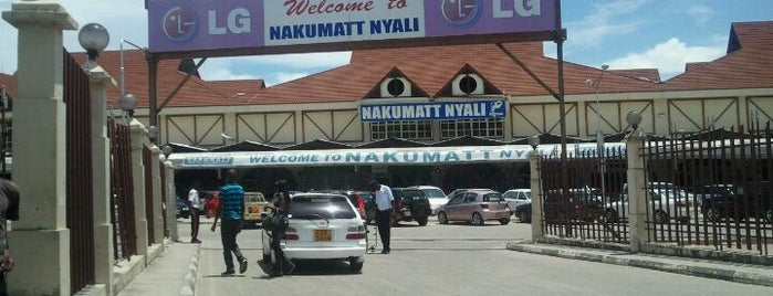 Nakumatt Nyali is one of Visited places.
