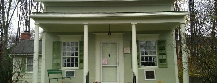 Millard Filmore House Museum is one of Mr. President, Mr. President....