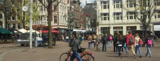 Leidseplein is one of Guide to Amsterdam's best spots.