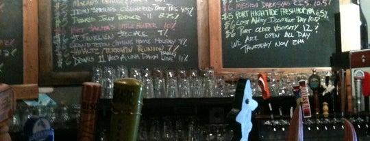 Beer Revolution is one of Draft Mag's Top 100 Beer Bars (2012).