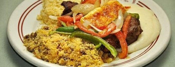 Edmilson da Carne de Sol is one of Restaurantes de Recife.