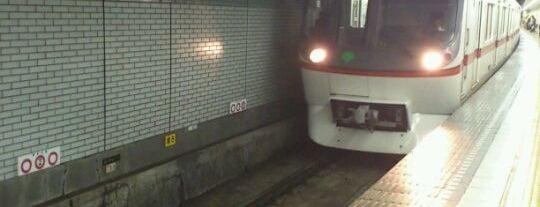都営浅草線(Toei Asakusa Line)