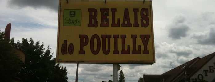 Le Relais De Pouilly is one of Gezmece, tozmaca !.
