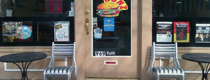 Favorite Restaurants in the 'Ville