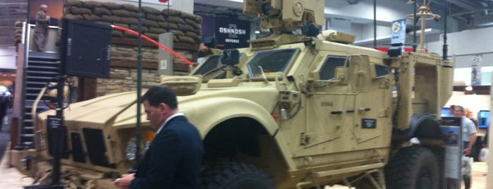 AUSA 2011 is one of DC's favorites.