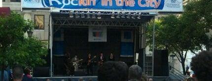 Rochester International Jazz Festival is one of Roc.