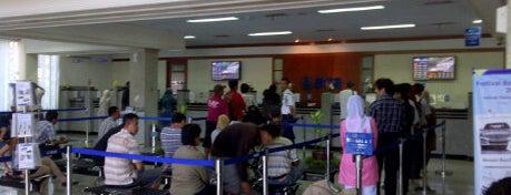 BCA is one of Pekalongan World of Batik.