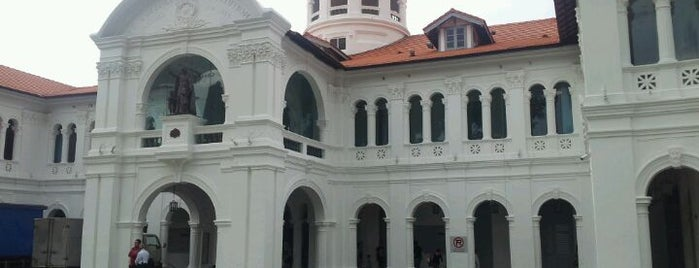 Singapore Art Museum is one of Singapore's Popular Places.