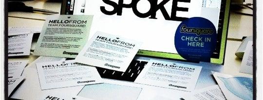 SPOKE is one of Agences Com' & Médias Sociaux parisiennes.