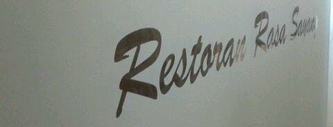 Rasa Sayang Restaurant is one of Makan @ KL #1.