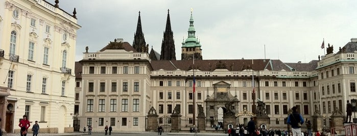Prague Castle is one of The Best Places I Have Ever Been.