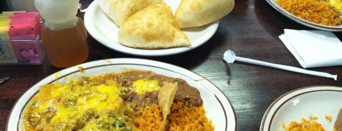 Monroe's New Mexican Food is one of Best restaurants.