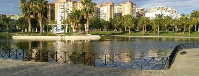 Parque de Huelin is one of Parques de Málaga.