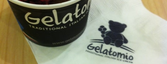 Gelatomio is one of Favorite Food.
