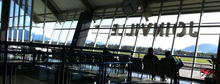 Aeroporto de Joinville / Lauro Carneiro de Loyola (JOI) is one of Aeroportos do Brasil.