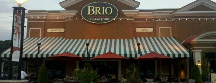 Brio Tuscan Grille is one of Good Eats- Raleigh.