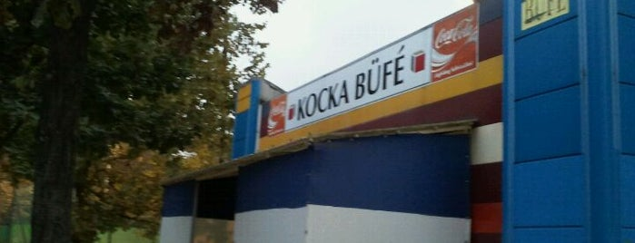 Kocka büfé is one of Itt már italoztam....