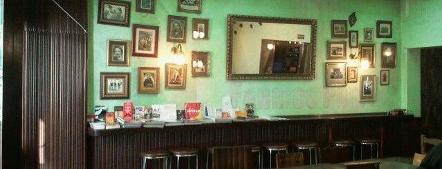 Vertigo Café is one of Brunch Lisboa 2013 [ex-2012].