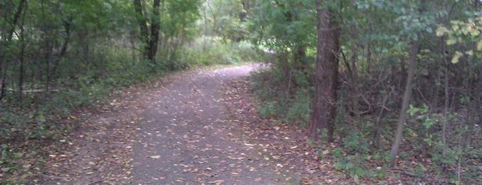 Buck Creek Nature Preserve is one of Parks/Outdoor Spaces in GR.