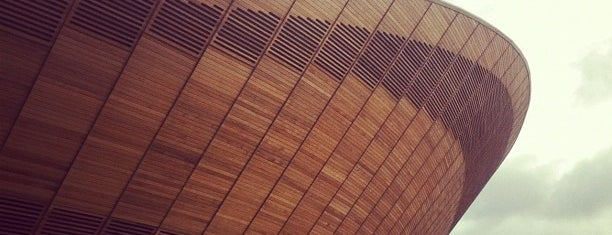 London 2012 Velodrome is one of Architecture Highlights.