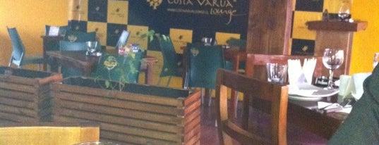Costa Varua is one of Restaurantes, Bares, Cafeterias y el Mundo Gourmet.