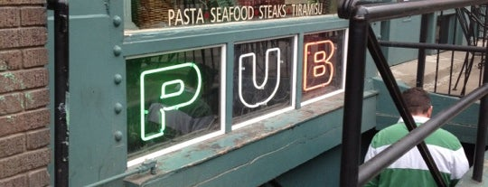 The Dubliner Pub is one of The 15 Best Places with Good Service in Omaha.