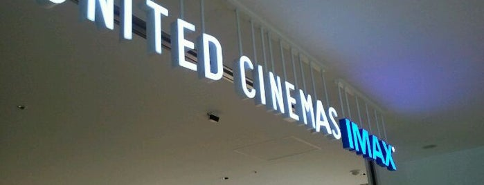United Cinemas is one of All-time favorites in Japan.