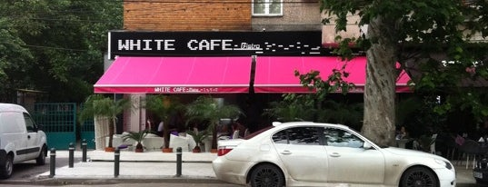 White Caffé Bistro is one of Guide to Bucureşti's best spots.