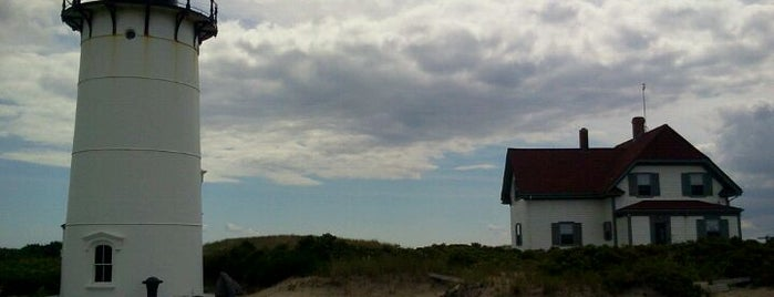 Race Point Beach is one of Stay at a Lighthouse Hotel.