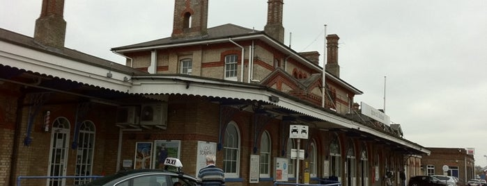Ipswich Railway Station (IPS) is one of Railway Stations in UK.
