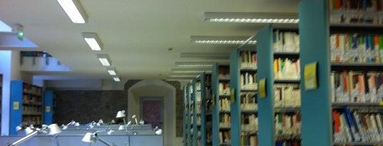 Biblioteca di Scienze della Formazione is one of UniFi.